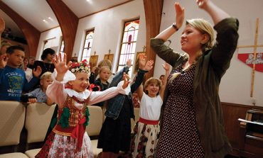 Parishioners celebrate 30 years of culture, faith