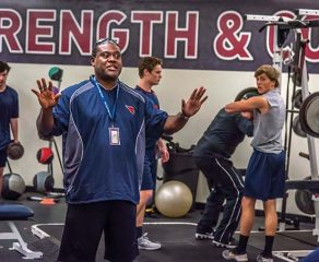JPII hires former Dallas Cowboy as football coach