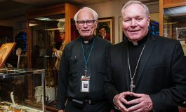 Father Gollob: Diocese's ongoing story of faith opens new chapter
