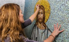 Mosaic project breathes new life into 'Risen Christ'