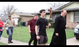 A Lenten walk in Richardson