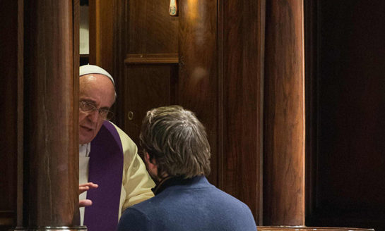 Father Bayer: Conscience and Reconciliation