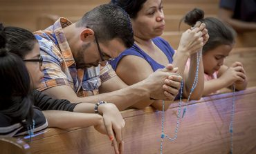 Father Esposito: Hail Mary, Untier of Knots and Unifier of the Times