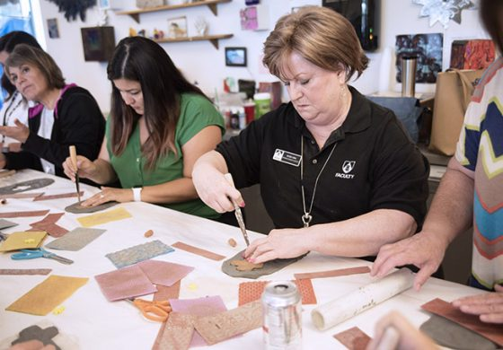Retreat offers educators opportunities to grow, share