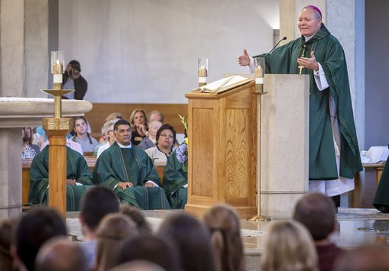Diocese of Dallas taps youth to answer pope's call