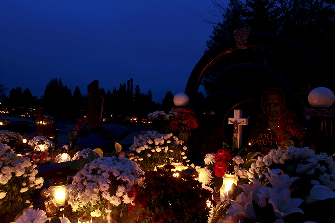 Father Gollob: Celebrate the memories of our beloved departed