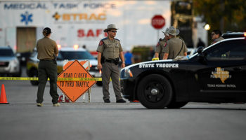 Pope offers prayers for victims of Texas shooting