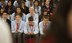 Month of the Rosary: John Paul II High School