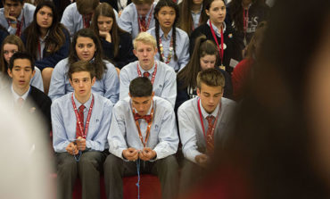 Month of the Rosary: John Paul II High School