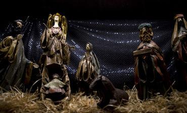 Creche crush: Couple has collection of 500 Nativity scenes
