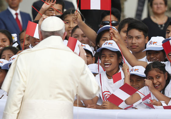 In Peru, Pope Francis likely to return to themes addressed in Chile