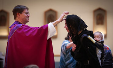Father Esposito: Do not look back in the midst of the desert