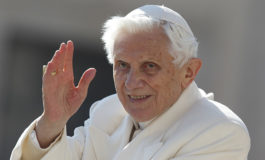 Retired pope celebrates 91st birthday