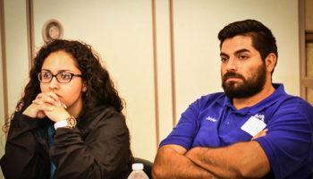 Jóvenes hispanos al 'Encuentro' de una Iglesia renovada