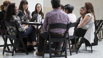 Catholic young adult ministry leaders discuss 'unique moment'