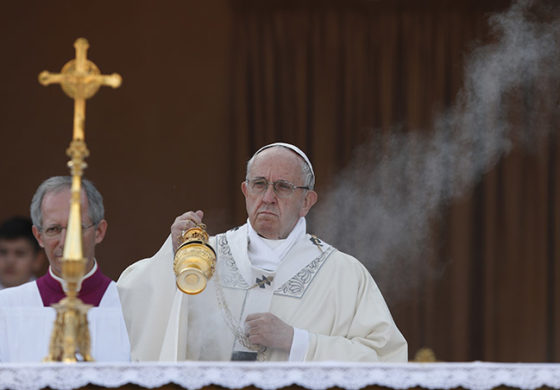 Pope: Seek Christ in 'abandoned tabernacles' of the poor, the lonely