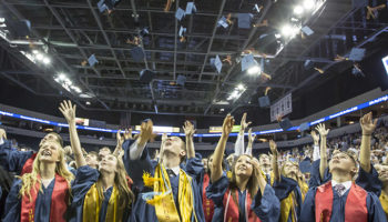 Vereecke: Members of Class of 2018 shine as models of faith, success
