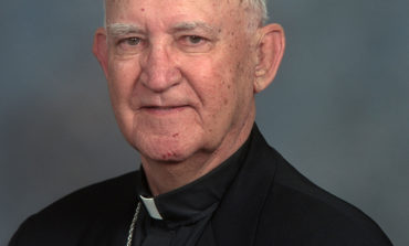 Bishop Charles V. Grahmann dead at 87