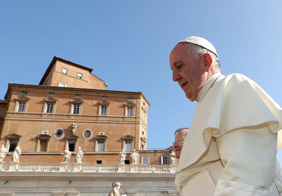 Bishop, priests ask Pope Francis for extraordinary synod
