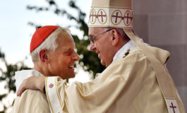 Cardinal to meet with pope to discuss resignation as Washington archbishop