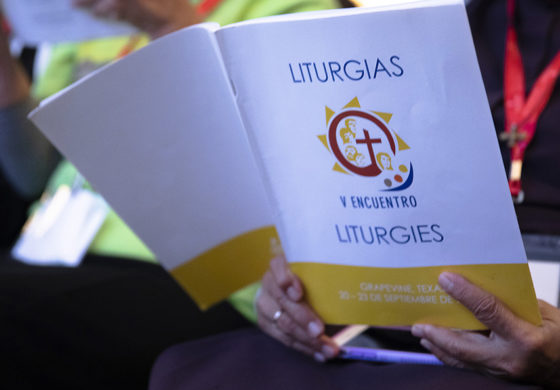 Continue to be an evangelizing church, nuncio tells Encuentro delegates