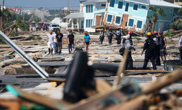 'Every parish, rectory in hurricane zone' suffering, says church official