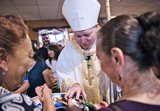 Father Gollob: Memories fuel future hopes
