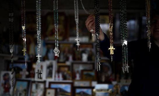 Father Esposito: The apocalypse that we need now