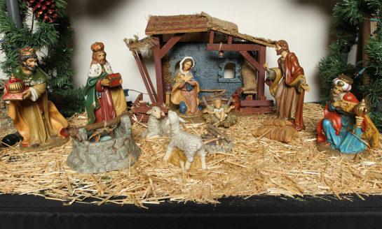 Father Esposito: The Divine Philanthropy at Christmas