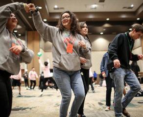 DCYC: Fellowship, fun fuel faith-filled weekend