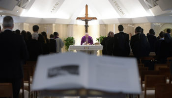 Lent is a time for a little less hypocrisy, pope says