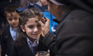 Ash Wednesday services