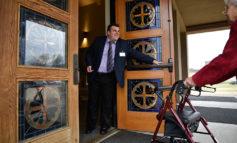 A pleasure to serve: Special needs man shares faith, joy with fellow Rockwall parishioners