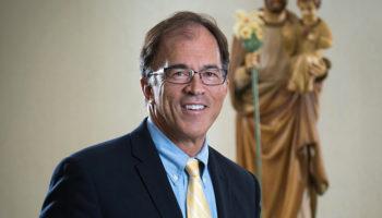 Maj announced as Bishop Dunne Catholic School's new president