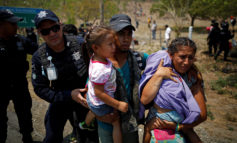 Pope makes donation to help migrants traveling through Mexico