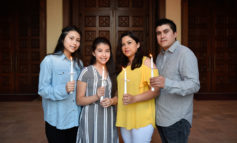 A family journey led to special Easter celebration