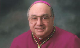 Bishop Galante, former coadjutor bishop of Diocese of Dallas, dies