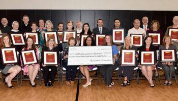 The Catholic Foundation awards $1.16 million in grants
