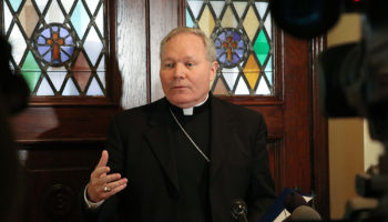 Bishop Burns responds to 'claims and implications' in Dallas police affidavit