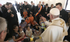 Pope says he's strengthened, encouraged by talks with Benedict XVI
