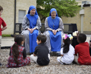 Two nuns to join faculty at St. Bernard of Clairvaux Catholic School