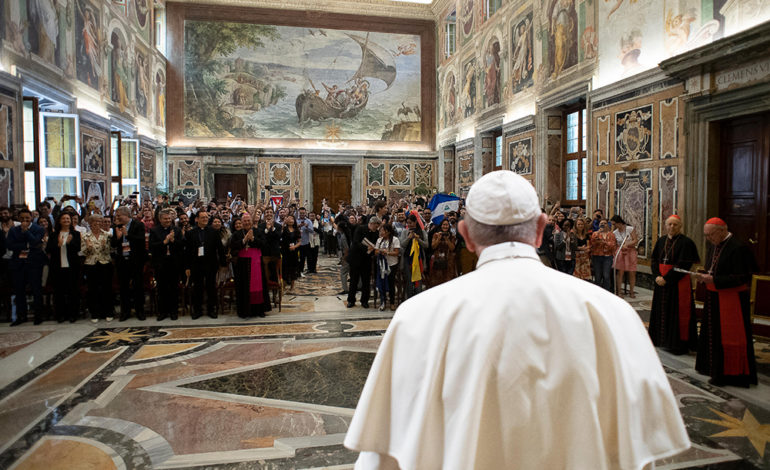 Pope announces themes for upcoming World Youth Day celebrations