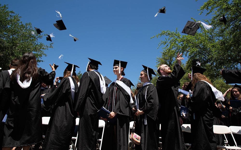 Vereecke: Take time to recognize accomplishments of recent graduates