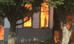 Fire destroys 'treasured' historic Catholic church in Texas