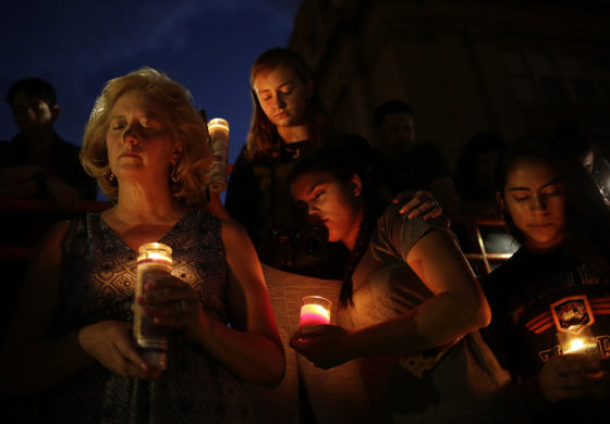 Pope Francis, Bishop Burns join prayers for victims of El Paso, Dayton