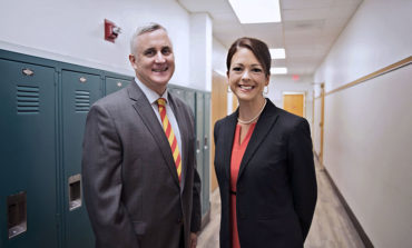 A new model, familiar faces for Christ The King Catholic School's vision