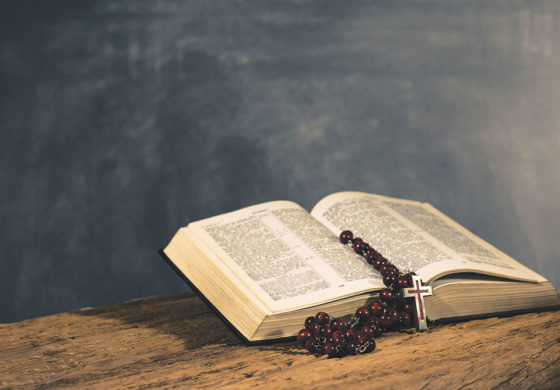 Father Espostio: The path of life in Psalm 16