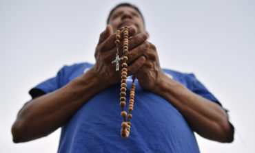 Father Dankasa: The 'Hail Mary pass' in the Month of the Rosary