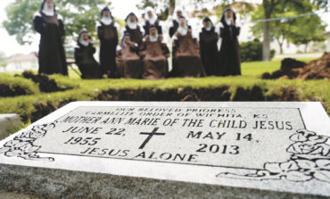 Re-interment brings nuns together