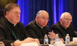 U.S. bishops examine challenges faced by church, society